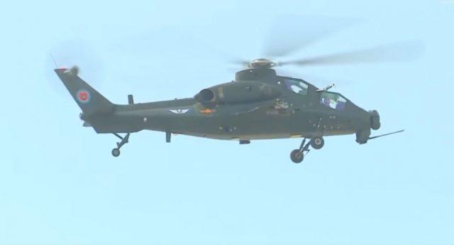 боен хеликоптер