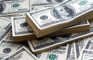 Доларът
