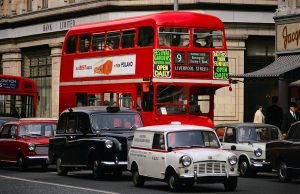 Лондон, трафик