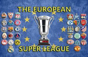 Европейска Супер лига