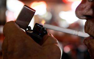 спиране на цигарите