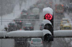 сняг 2, път