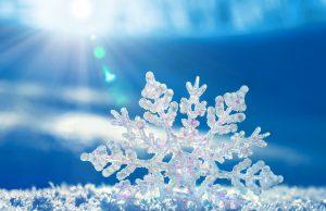 Сняг, опасно време