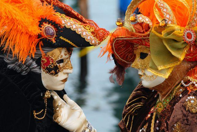 Венеция, карнавал