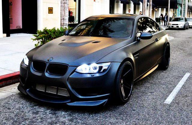 черните коли