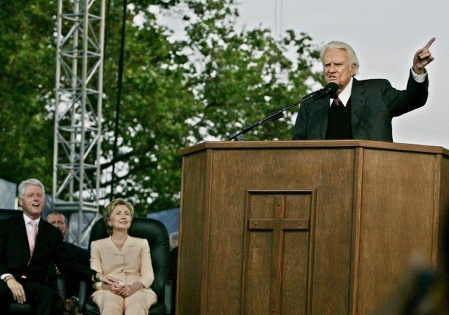 Били Греъм - как успя да се превърне в най-един от най-влиятелните проповедници?