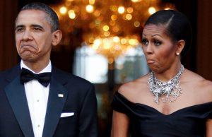 Барак Обама, Мишел Обама