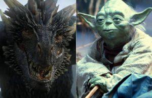 Игра на тронове, Междузвездни войни