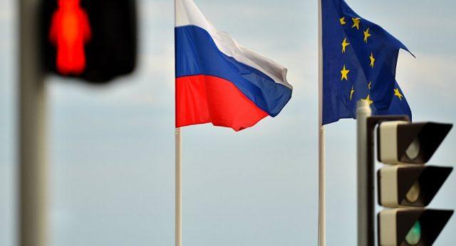 Русия, ЕС