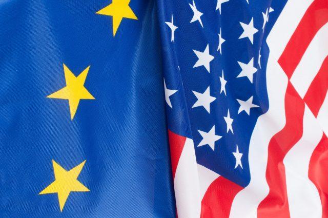 САЩ, Европа