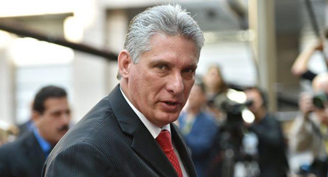Мигел Диас-Канел
