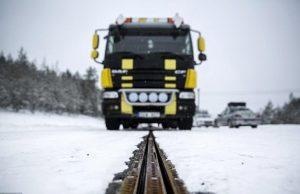 Швеция, електромобили