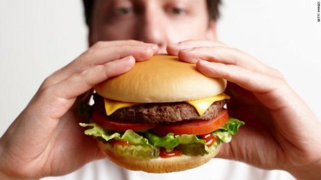 хамбургер