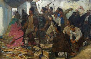 героите на Априлското въстание