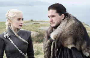 """едмият сезон на култовия сериал """"Игра на тронове"""" шокира феновете с неочаквани обрати и нови зверства, но изглежда финалът ще е още по-шоки"""
