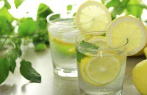 лимонената вода