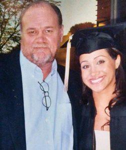 Меган Маркъл и баща й