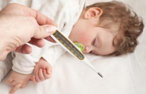 Детските заболявания са непредсказуеми. Абсолютно здраво дете, което до преди минута скачаи прави бели, внезапно може да се окаже