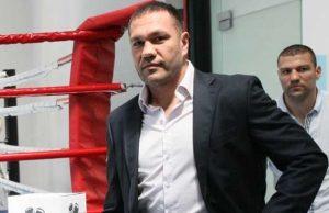 Кубрат Пулев, който преди два дни спечели търга за мача срещу непобедения американец Джарел Милър (21 успеха, 18 с нокаут и 1 ра