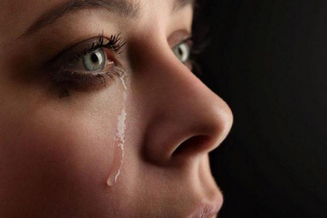 Ако не плачете, тялото ще го направи вместо вас. Ако опитвате да таите всичко в себе си, да задържите всичките си борби и да не ги оставите