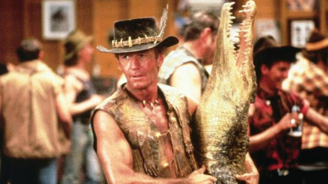 """През 80-те той беше една от най-големите австралийски звезди, заради огромния успех на комедията """"Дънди Крокод"""