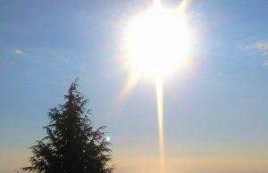 време, прогноза, слънчево