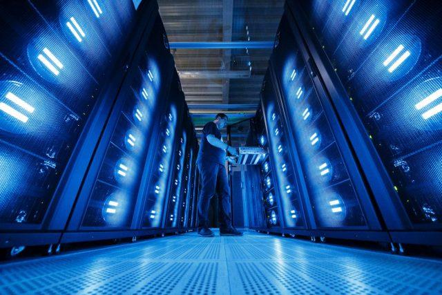 суперкомпютър Япония