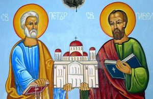 Петър, Павел, Петровден, цъкрва, имен ден