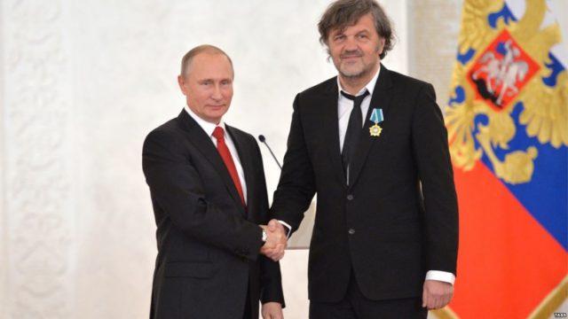 Емир Кустурица ще снима филм в Русия