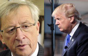 Juncker-Trump