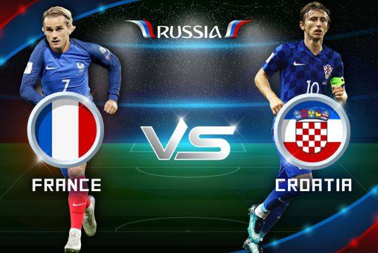 Хърватия, Франция