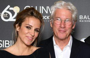 Холивудският актьор Ричард Гиър ще става баща отново! 69-годишният актьор и 35-годишната Алехандра Силва се венчаха преди 4 месеца и вече очаква