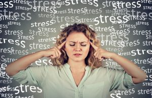 стрес