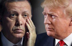 Реджеп Ердоган, Доналд Тръмп