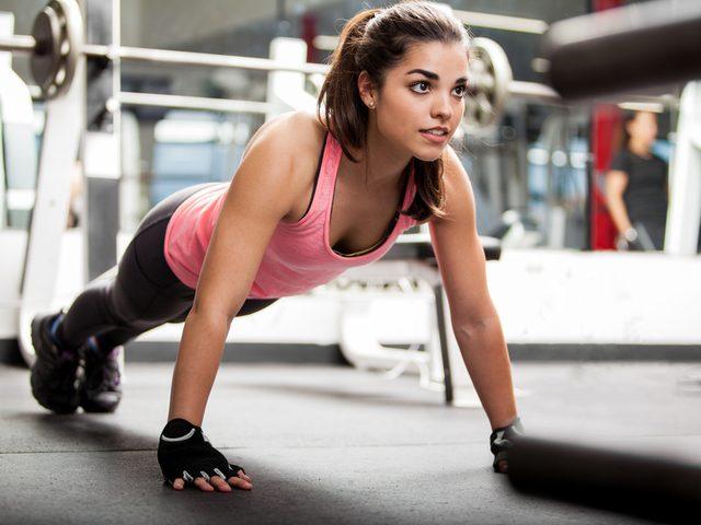 физически упражнения, тренировки