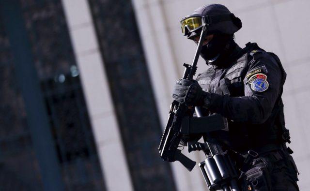 Египет, полиция