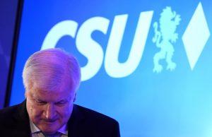 Хорст Зеехофер, Бавария, избори, Германия