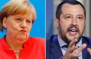 Merkel-Salvini