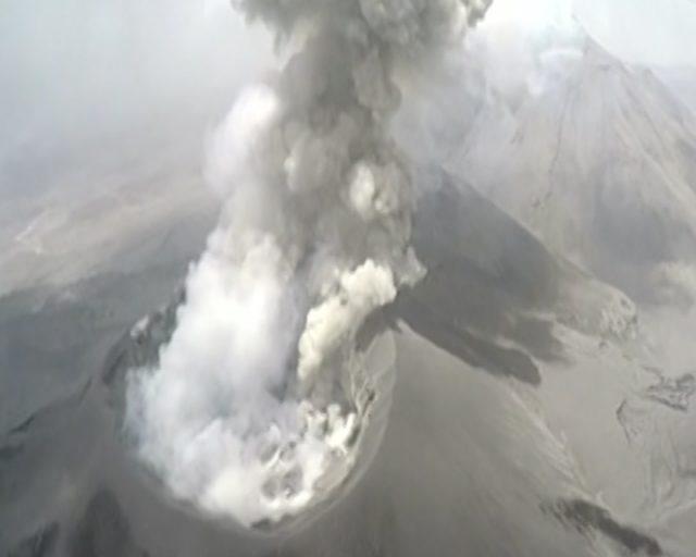Вулкан Перу
