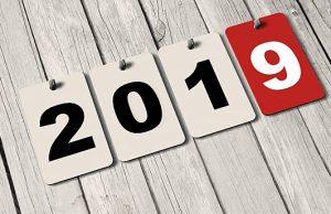 2019, празници, почивни дни