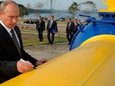 Путин, тръби