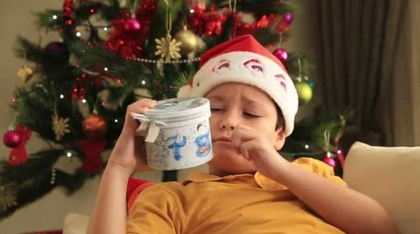 Коледа, подарък