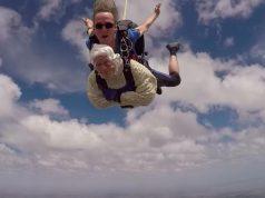 парашут, баба