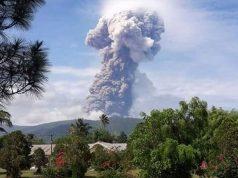 Индонезия, вулкан