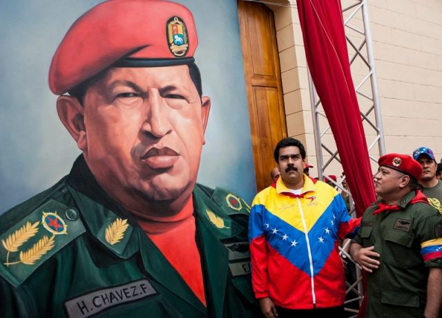 Чавес, Мадуро