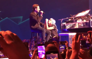 Лейди Гага, концерт