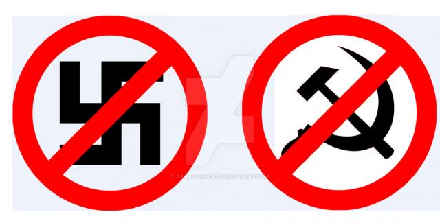 нацизъм, комунизъм