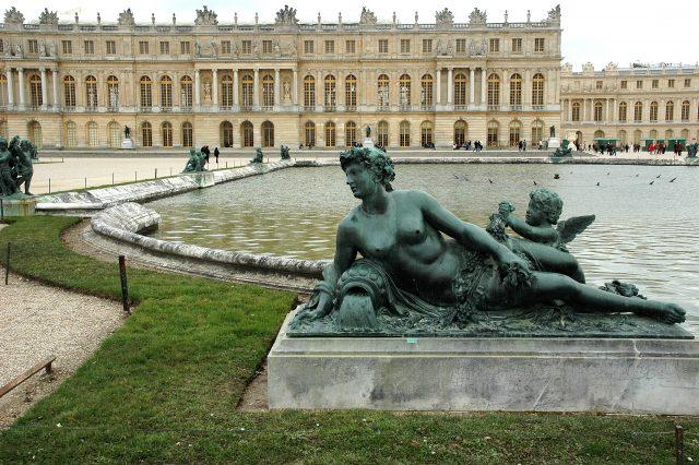 Версайският дворец
