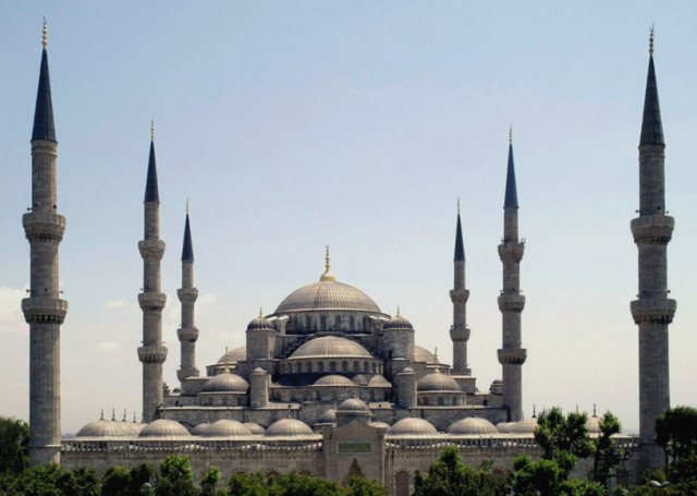 Истанбул, джамия