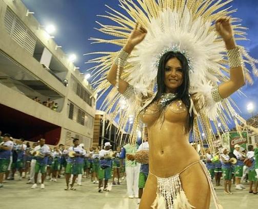 Рио, карнавал